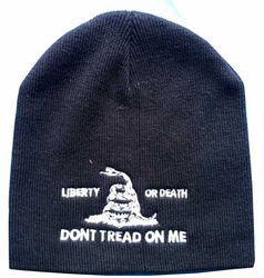 Wholesale Mens Hats and Caps Bulk Suppliers Wholesale - WIN982A Liberty or Death Beanie