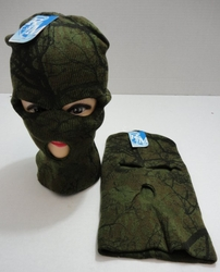 Realtree Hardwoods HD� Camo - Wholesale Bulk Supplier - WN675. Knitted Ski Mask [Hardwoods Camo]