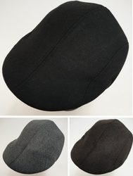 Wholesale Clothing, Hats Wholesale Bulk Supplier Blank - WN001. Warm Ivy Cap--Solid