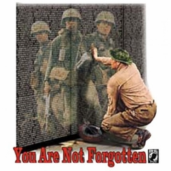Wholesale Designer You are not Forgotten T-Shirts Patriotic Military - MSC Distriburors