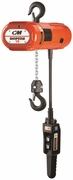 CM ShopStar VS 1000lb Electric Chain Hoist