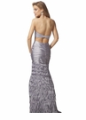 Ruched Mermaid Prom Dress 1510