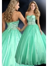 2012 Sparkle Ball Gown 71080
