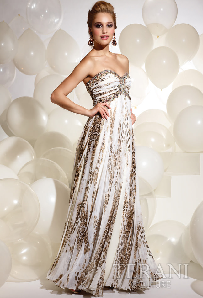 Terani Prom Dresses - Terani Formal Gowns | Promgirl.net