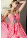 Pink Alyce SweetheartProm Gown 35503