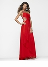 2013 Candy Apple Red Prom Dress 2135