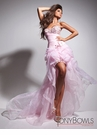 2013 Tony Bowls High Low Prom Gown 113549