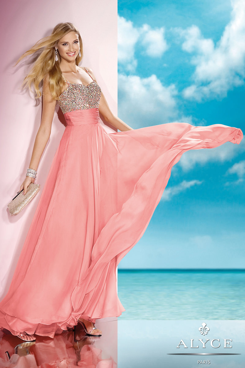 Prom dresses Alyce Paris 2014