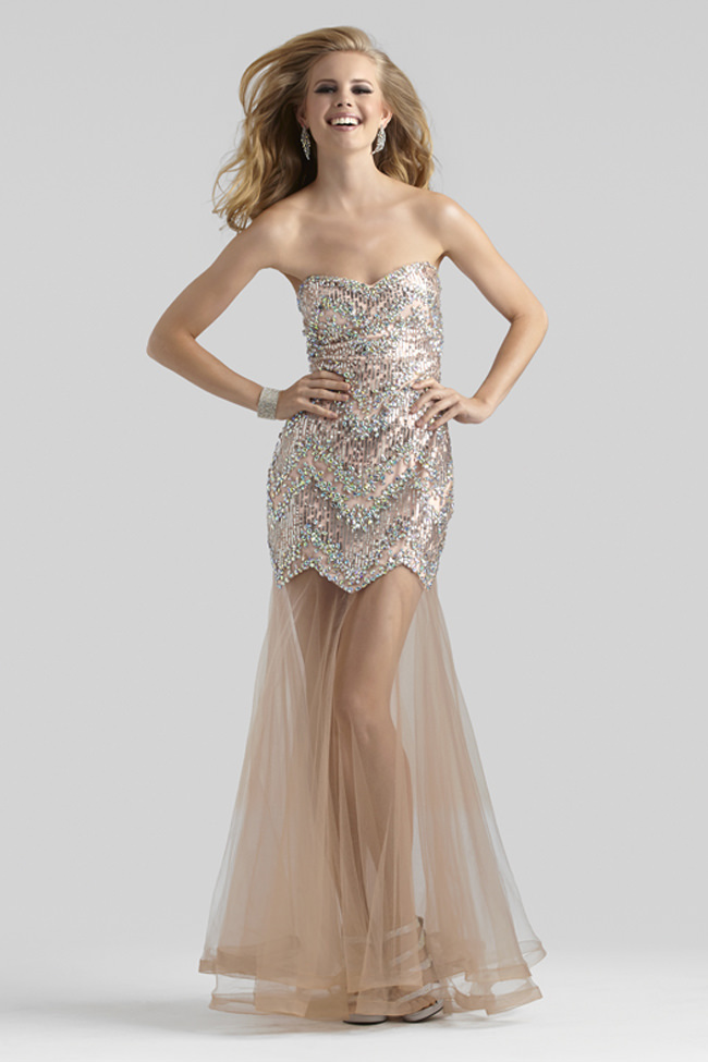 2301 sequins prom dress by clarisse 65