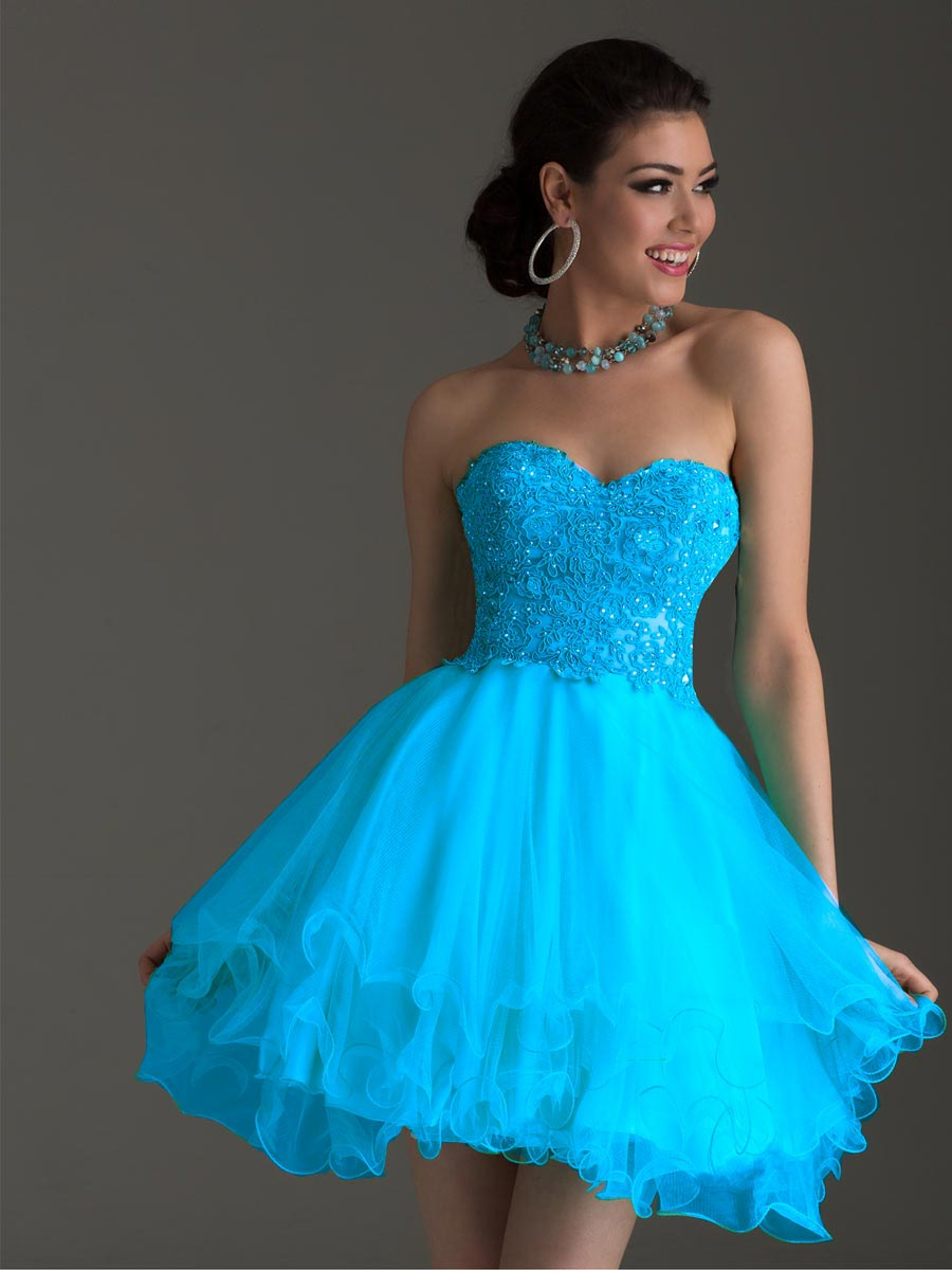Clarisse 2014 Short Homecoming Dress 2471 | Promgirl.net
