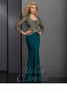 Atelier Clarisse Special Occasion Dress 6312- Two Colors Available