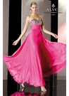 Colorful Beaded Alyce Prom Dress 35510