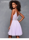 Beaded A-line Homecoming Dress 3621 | 2 colors!