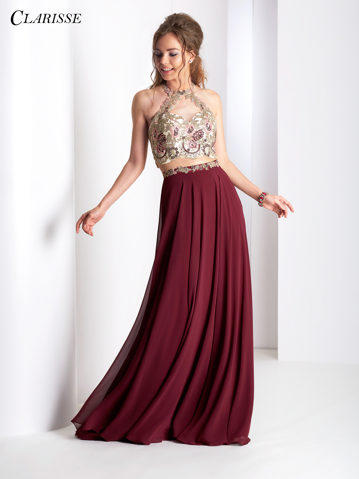 2018 Prom Dress Clarisse 3529 | Promgirl.net