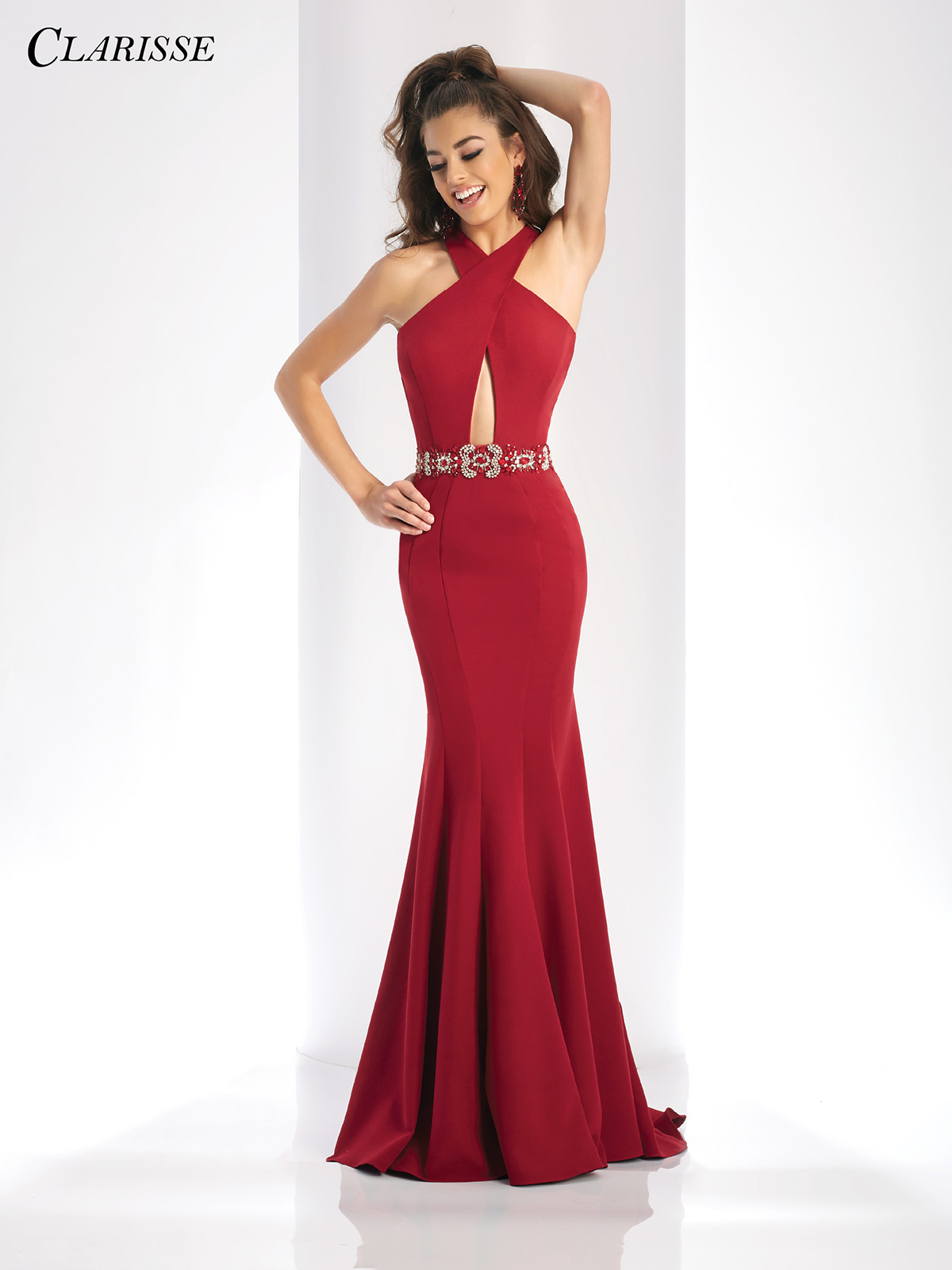 2018 Prom Dress Clarisse 3417 Promgirl Net