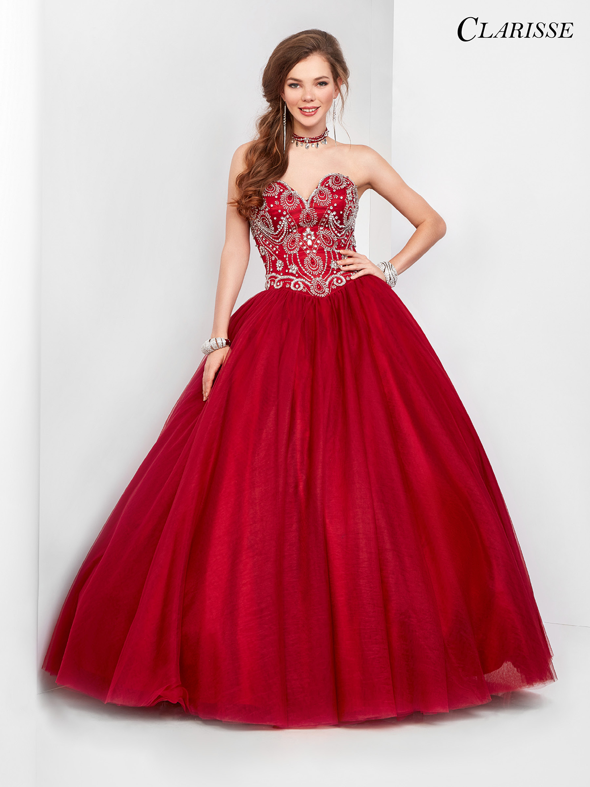 2018 Prom Dress Clarisse 3550 | Promgirl.net