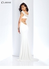 Chic Cap Sleeve Evening Gown 3409 | 4 Colors!