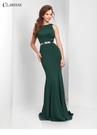 Chic Open Back Evening Gown 3482 | 5 Colors!