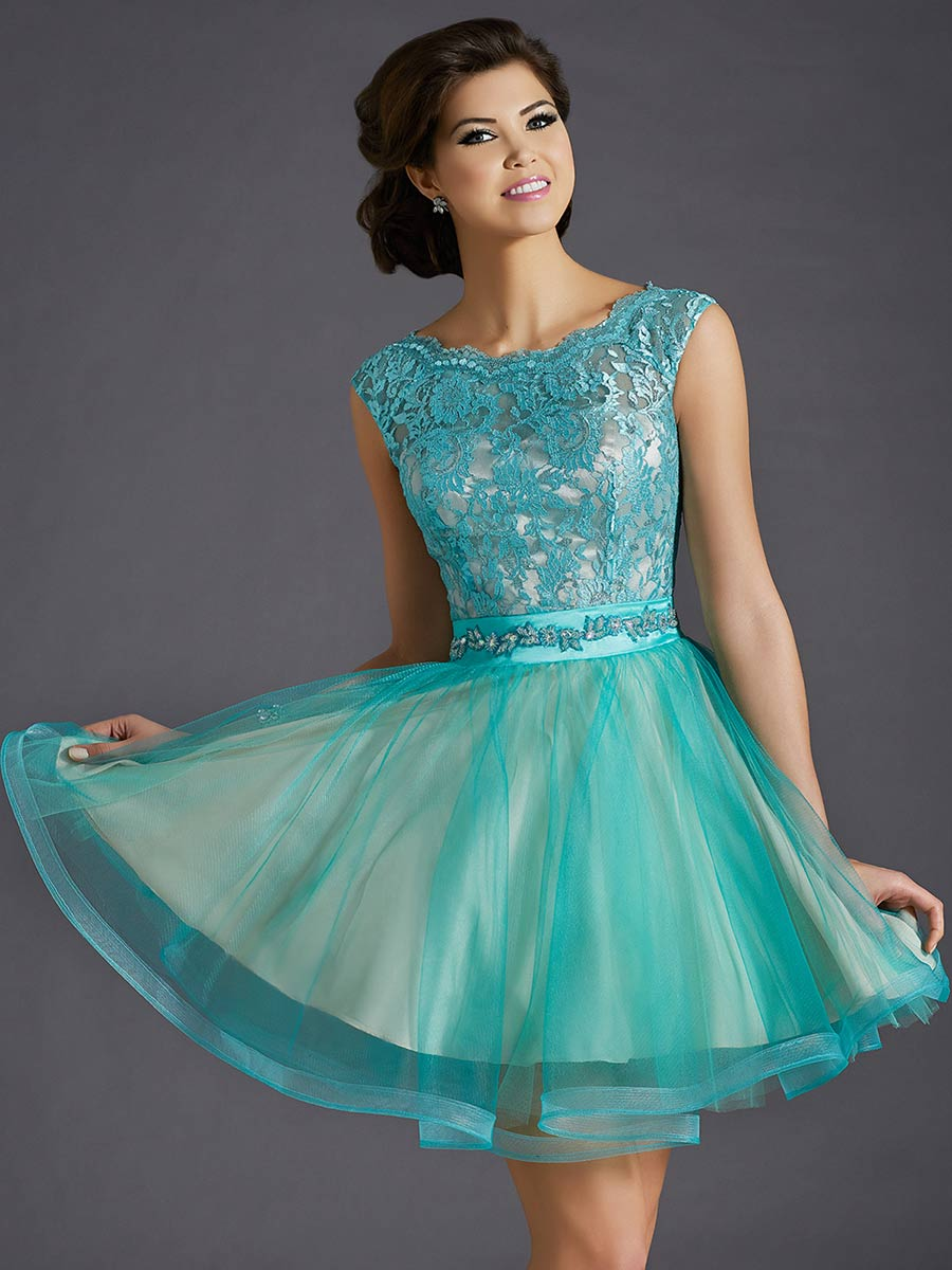 Clarisse 2658 Homecoming Dress | Promgirl.net