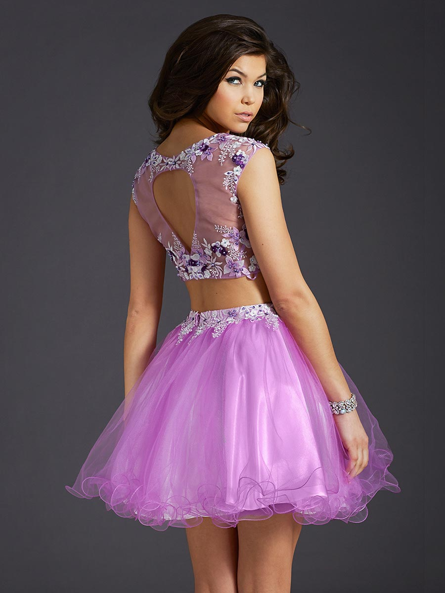 6bbcee4dfeb Purple Homecoming Dresses Promgirl - Gomes Weine AG