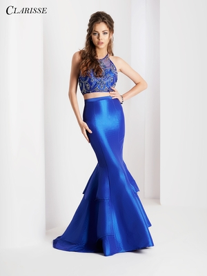 Blue Prom Dresses, Light Baby Blue, Royal Dresses | Promgirl.net