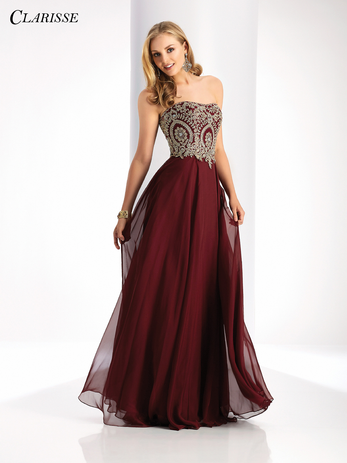 af15cb78abc2c Clarisse Prom Dress 3000 | Promgirl.net