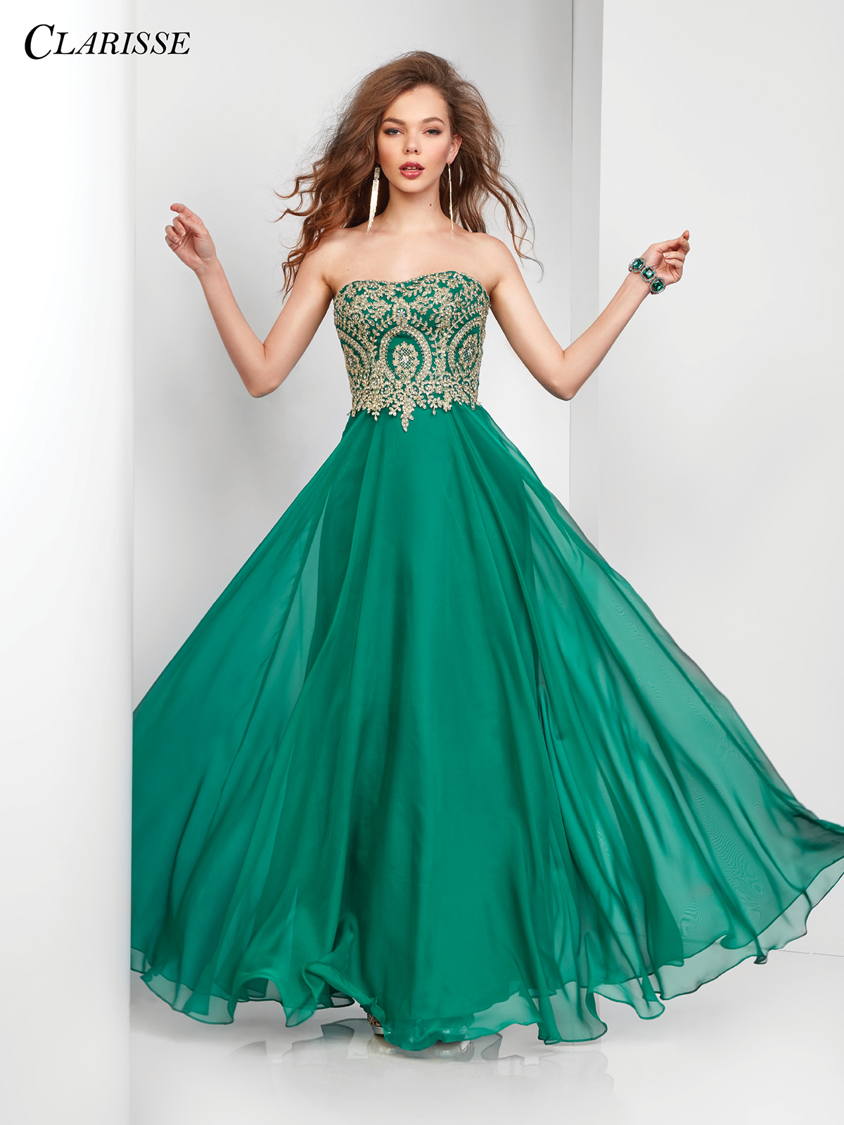 Clarisse Prom Dress 3000 | Promgirl.net