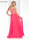 A-line Strapless Prom Dress 3000