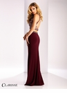 Clarisse Beaded Two Piece Prom Dress 3020