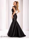 Clarisse Belted Mermaid Prom Dress 4807