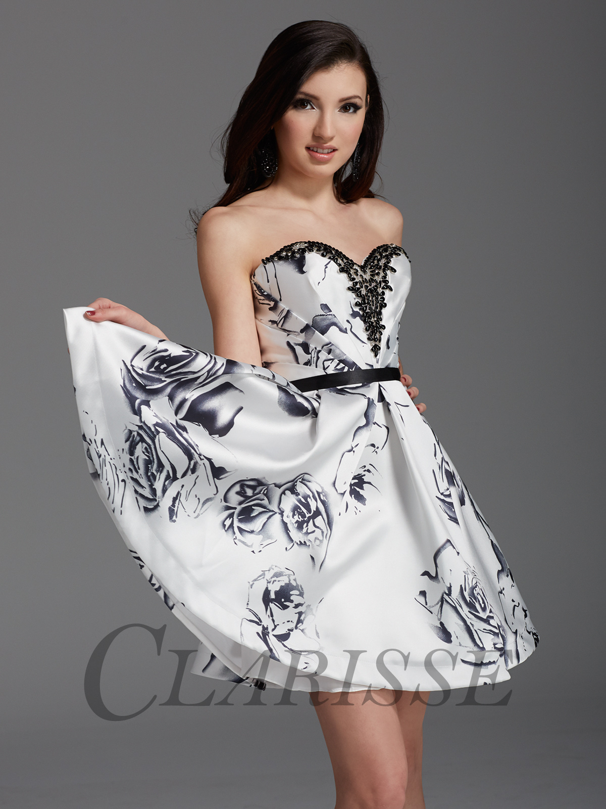 Clarisse Homecoming Dress 2916 | Promgirl.net