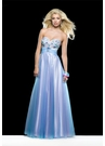 Cotton Candy A-line Prom Dress 2403