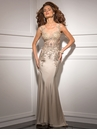 Clarisse Couture Dress 4507- More colors available