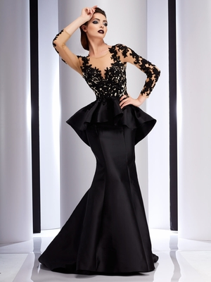 Haute Couture Dresses with Sleeves