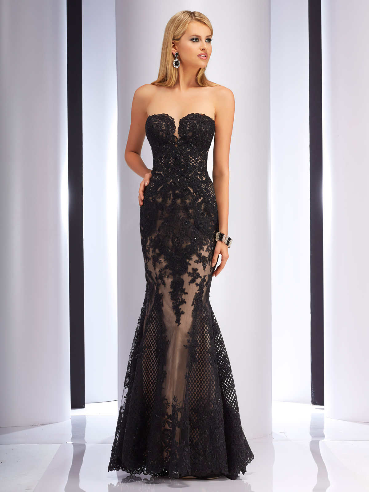 Clarisse Couture Dress 4753