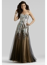 Clarisse Couture Evening Gown 4321