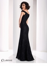 Off the Shoulder Lace Evening Gown 4801 | 7 Colors!
