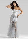 Clarisse Couture Prom Gown 4306