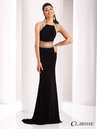 Clarisse Dazzling Two Piece Prom Dress 3024