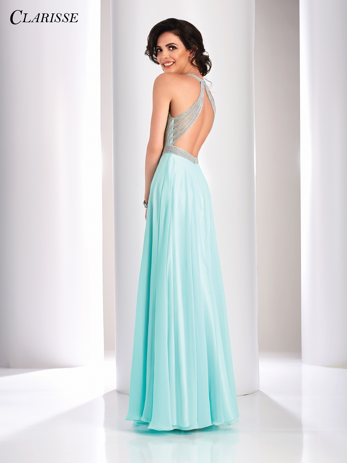 Clarisse Prom Dress 3068 | Promgirl.net
