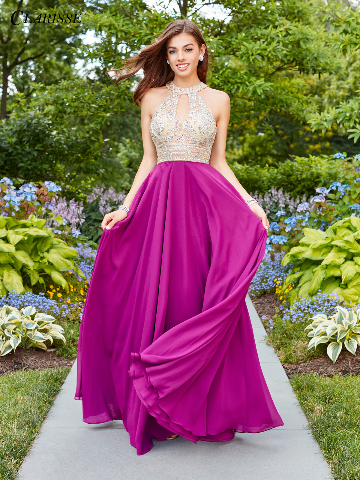 Clarisse Prom Dress 3087 | Promgirl.net