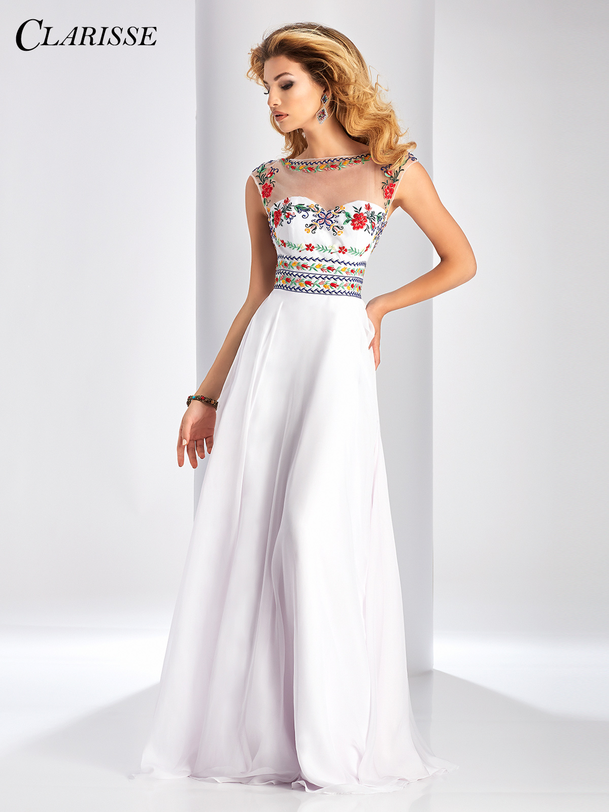 Clarisse Prom Dress 3050 | Promgirl.net