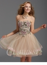Clarisse Floral Homecoming Dress 2920