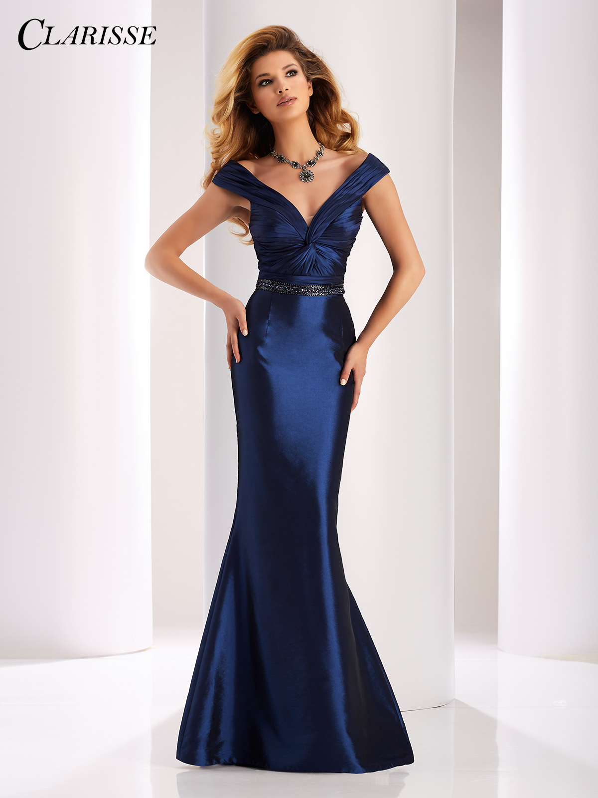 Clarisse Formal Gown 4862 | Promgirl.net