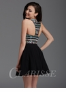 Clarisse Geometric Homecoming Dress 2925