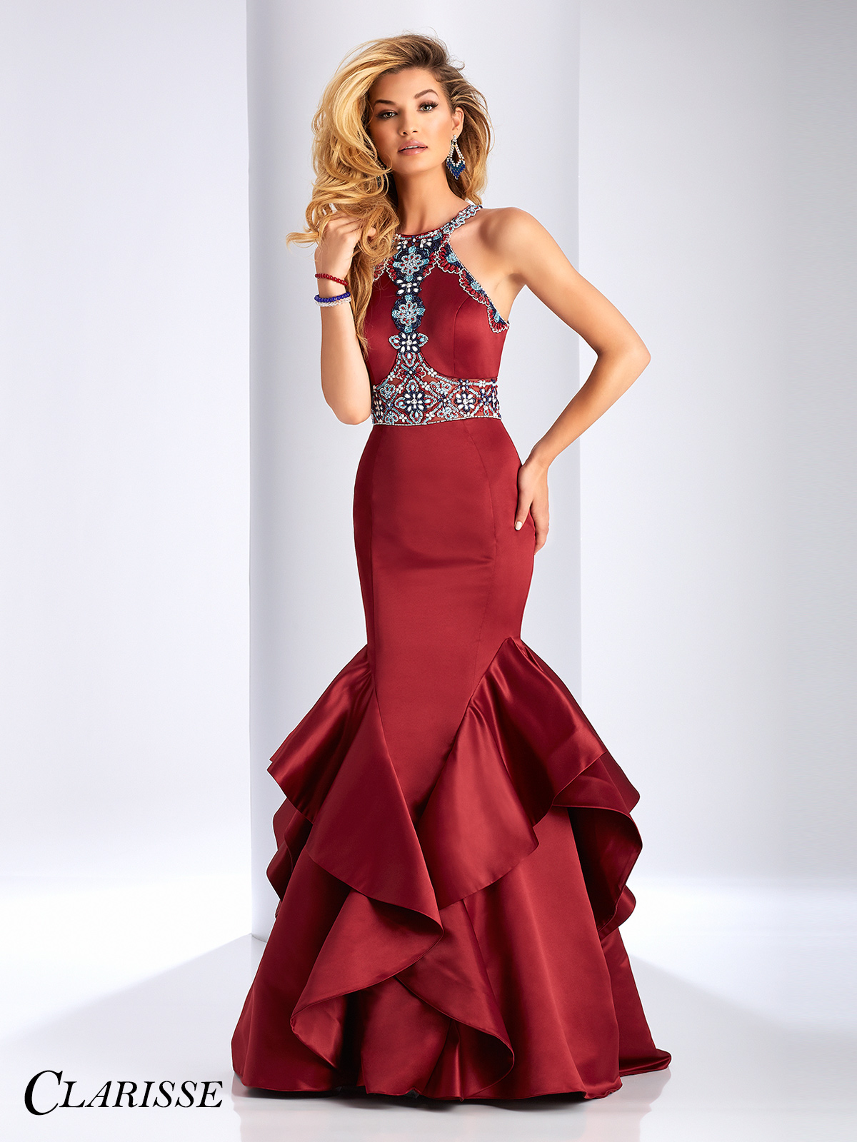 Clarisse Prom Dress 3058 | Promgirl.net