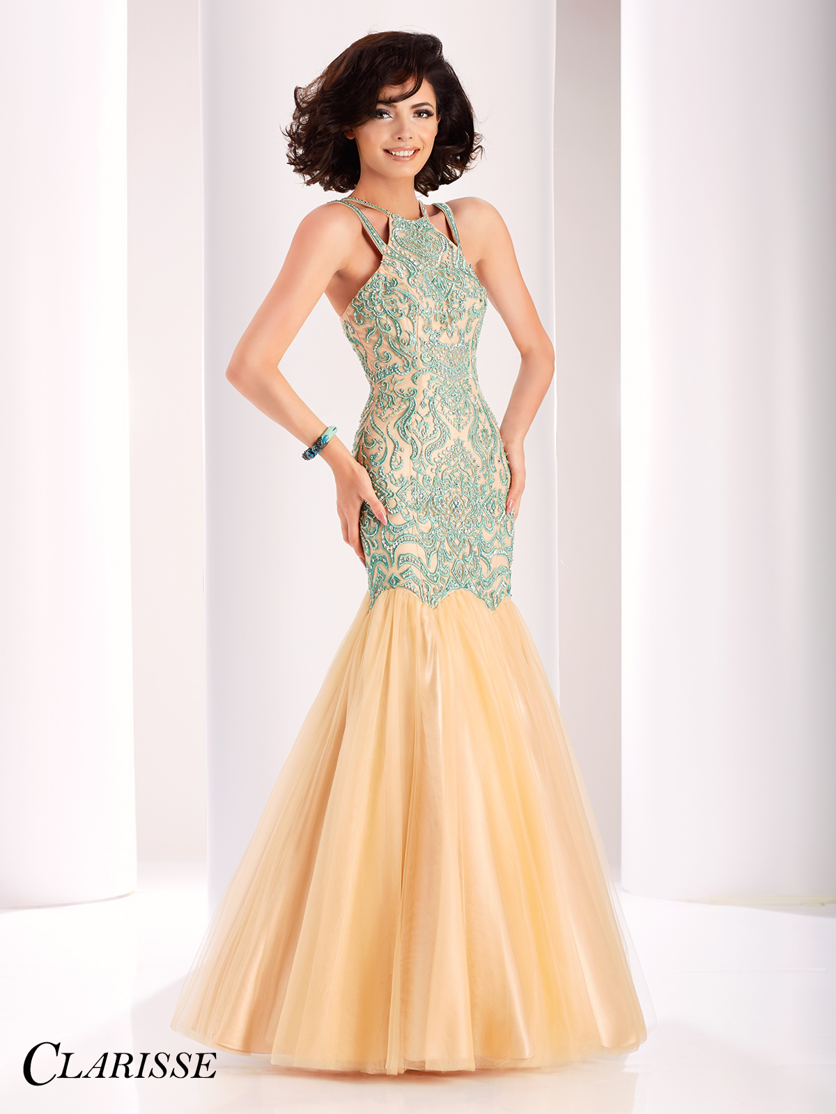 Clarisse Prom Dress 4856 | Promgirl.net