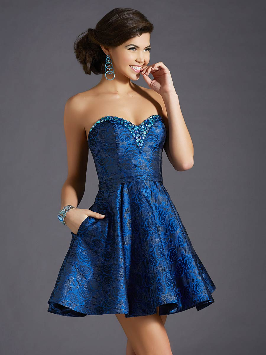 Clarisse 2666 Homecoming Dress Promgirl Net