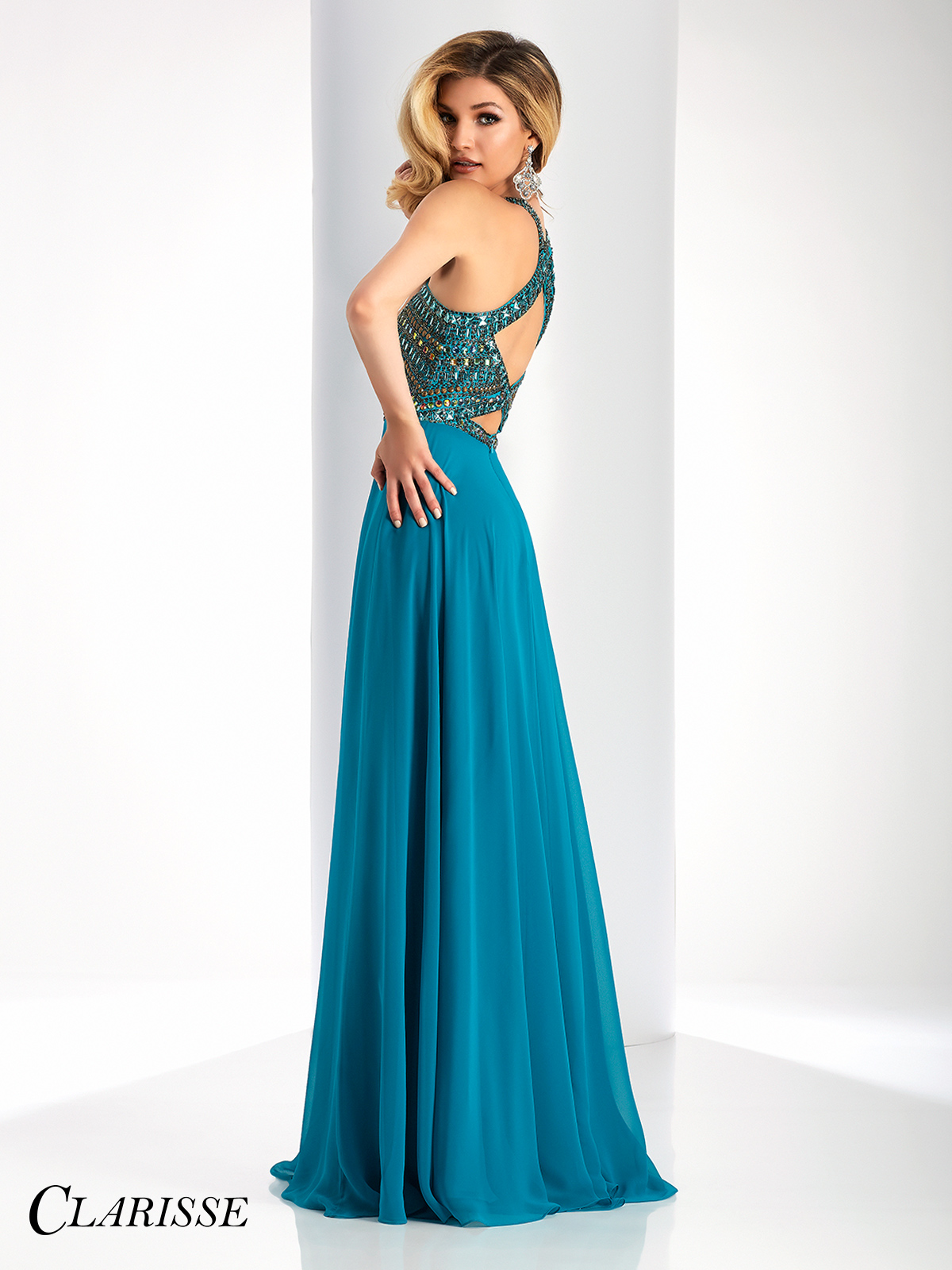 Clarisse Prom Dress 3066 | Promgirl.net