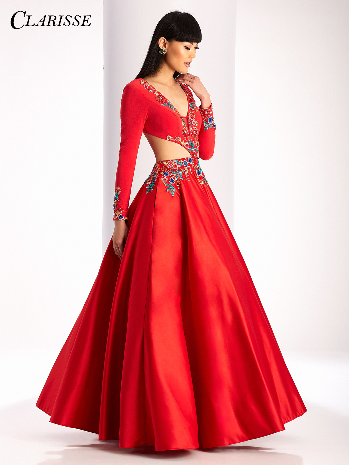 Clarisse Prom Dress 3025 | Promgirl.net